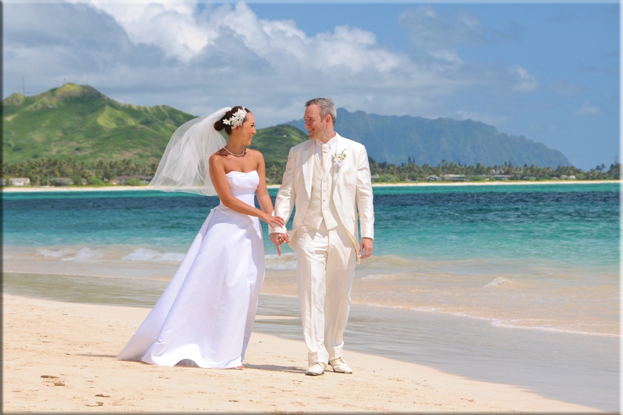 Hawaii beach weddings junglespirit Choice Image