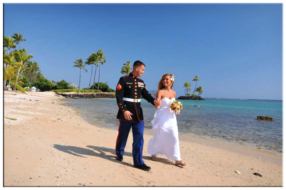 Weddings in Waialae