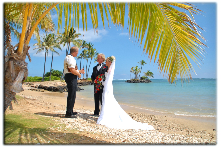Beach weddings by bridal dream hawaii grand hawaii wedding junglespirit Images