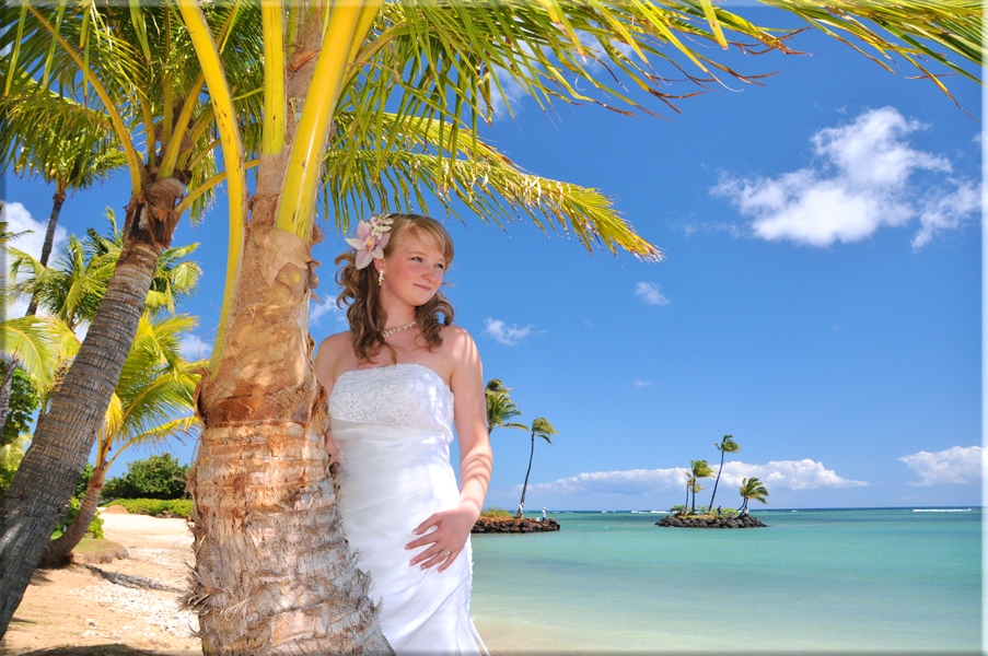 Weddings in Kahala
