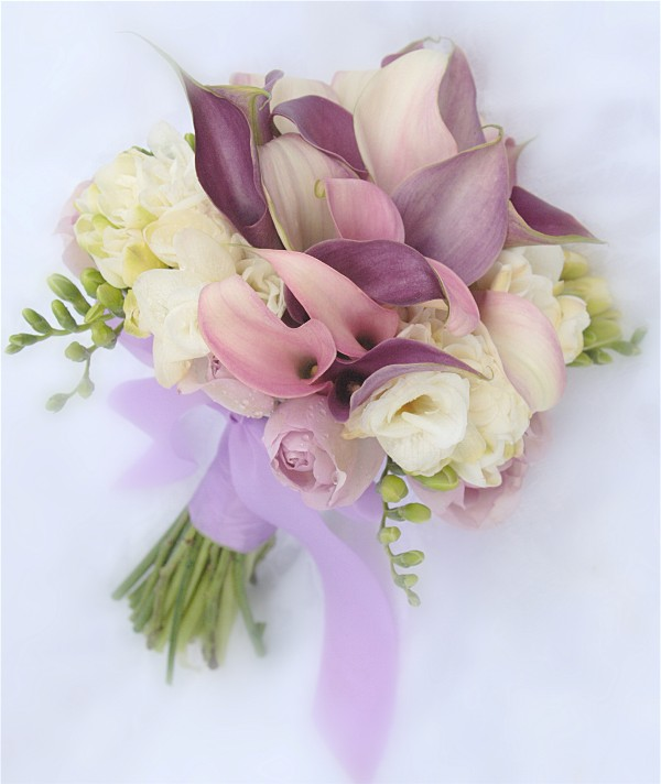 Bridal Bouquet Plant Images : Including boutonniere
