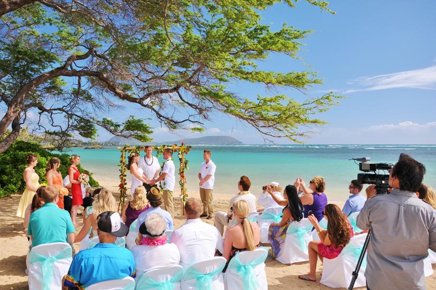 Kahala Deluxe Wedding
