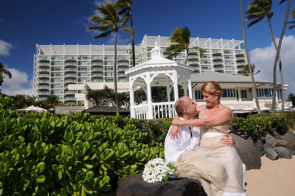 All Inclusive Hawaiian Wedding By Bridal Dream Hawaii Kahala Resort Hotel