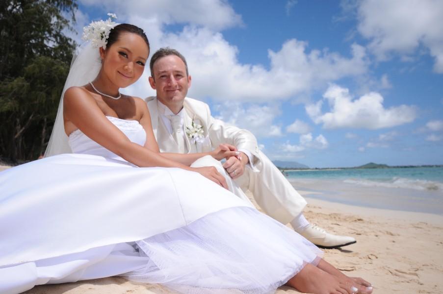 Wedding Dress And Tuxedo Rental Honolulu Hawaii