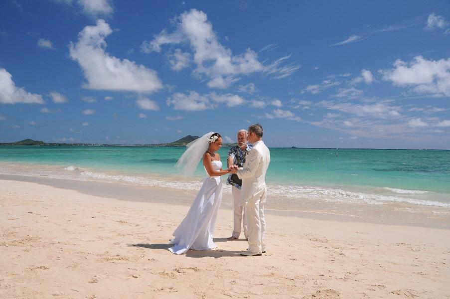 Kailua Beach Blessing