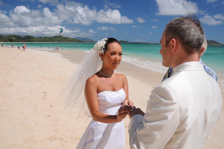 Kailua Wedding Rings