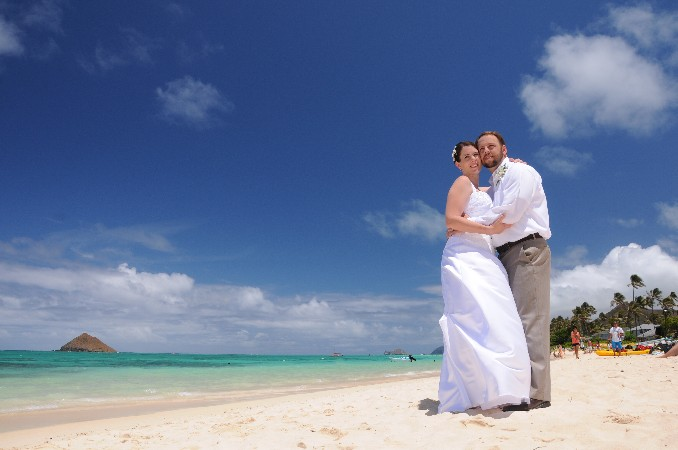 Kailua Beach Weddings