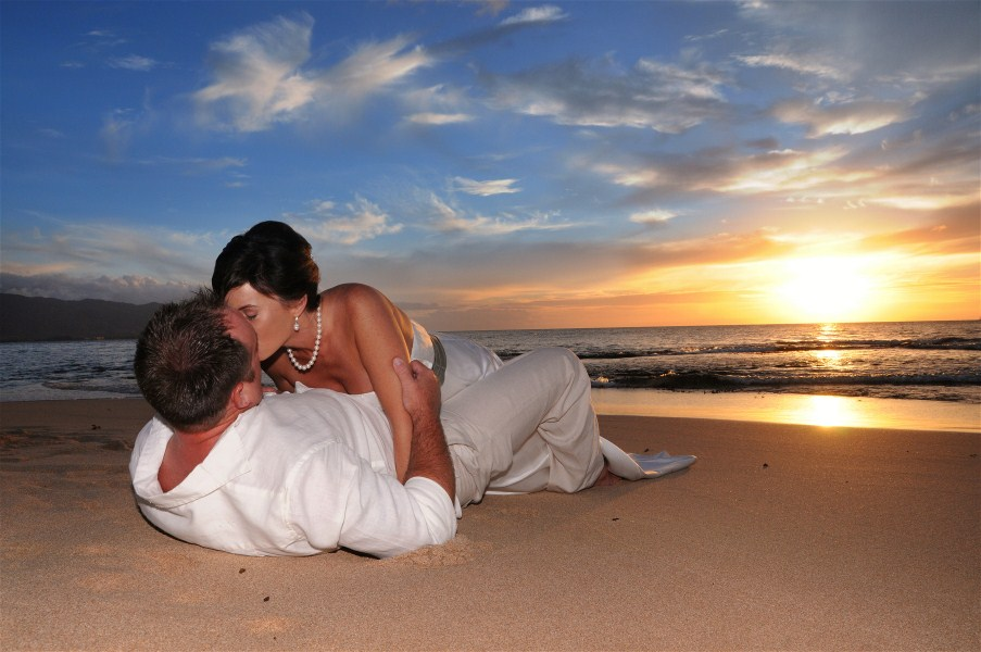 Ala Moana Beach Weddings