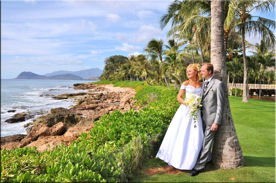 Hawaii Wedding Sites