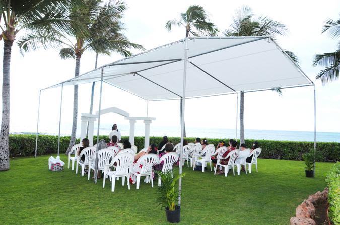 Paradise Cove Wedding Venue