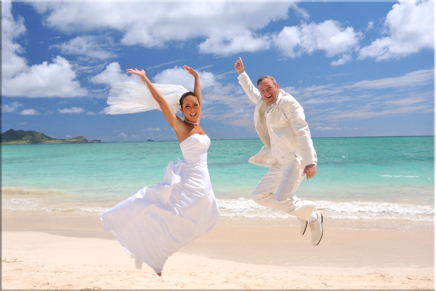 Beach Wedding Packages In Kailua Lanikai And Waimo
