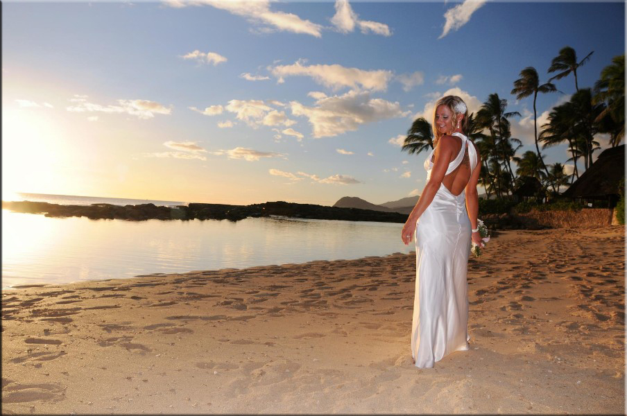 Sunset Wedding Packages By Bridal Dream Hawaii