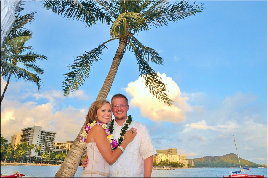 Simple Hawaii Weddings